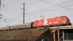 AMTK 606 on train 54